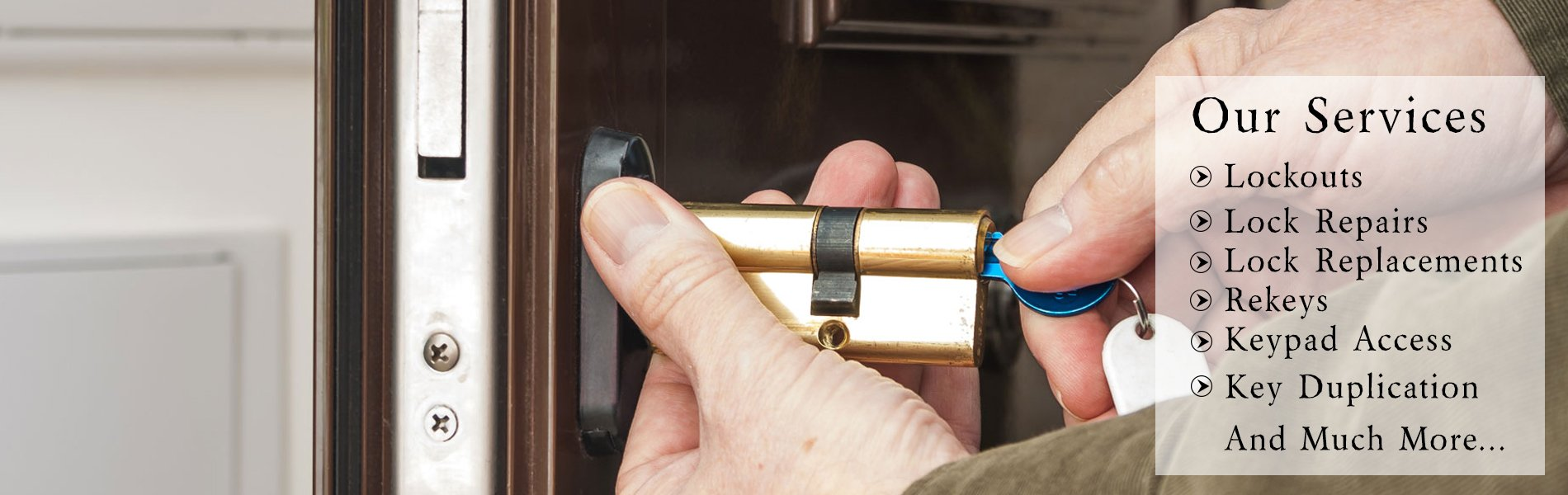 Community Locksmith Store Rancho Palos Verdes, CA 310-955-1738